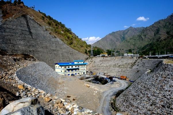 chameliya hydro power