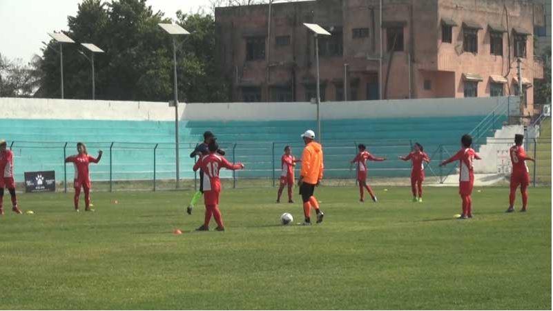 पाँचौ महिला साफ च्याम्पियनसिप: फाइनल प्रवेश गर्न आज नेपाल र श्रीलंका भिड्दै