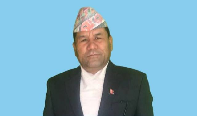 सुदूरपश्चिम प्रदेशका राज्यमन्त्री रावलद्वारा राजीनामा