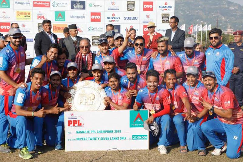 पोखरा प्रिमियर लिग क्रिकेटमा आज २ वटा खेल