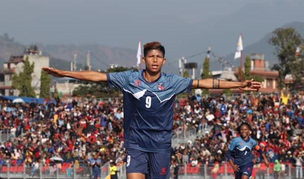 सावित्राको कीर्तिमानी गोलसँगै नेपाल फाइनलमा