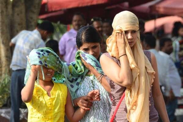 दिल्लीमा तापक्रम ४७ डिग्रीभन्दा माथि