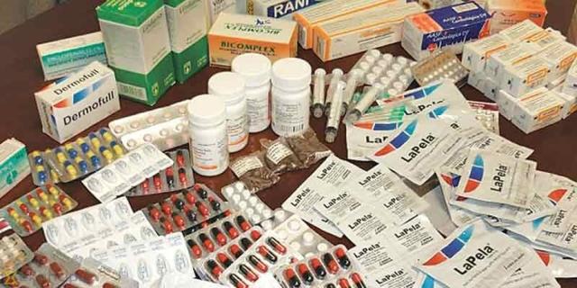 बाग्लुङमा औषधिको कारोबार घट्यो