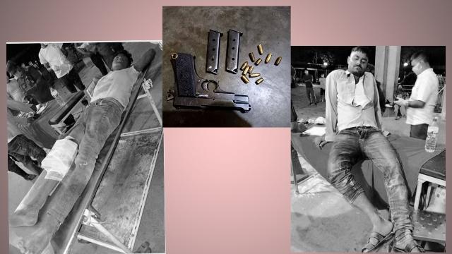 सुनसरीमा प्रहरी र अपराधिक समूहबीच गोली हानाहान