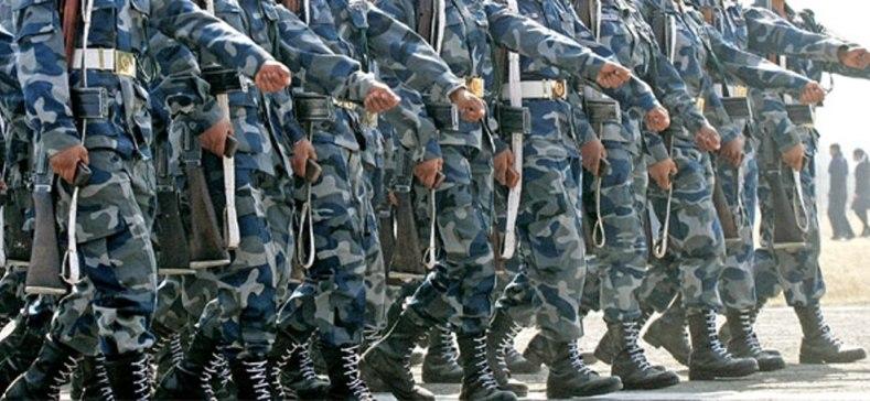 एकै दिन १७ जना सशस्त्र प्रहरीमा कोरोना संक्रमण