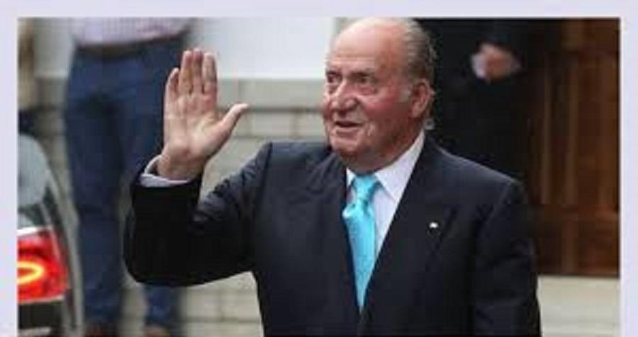 स्पेनका पूर्व राजा ख्वान कार्लोसद्वारा देश छाड्ने निर्णयः लाग्यो भ्रष्टाचारको आरोप